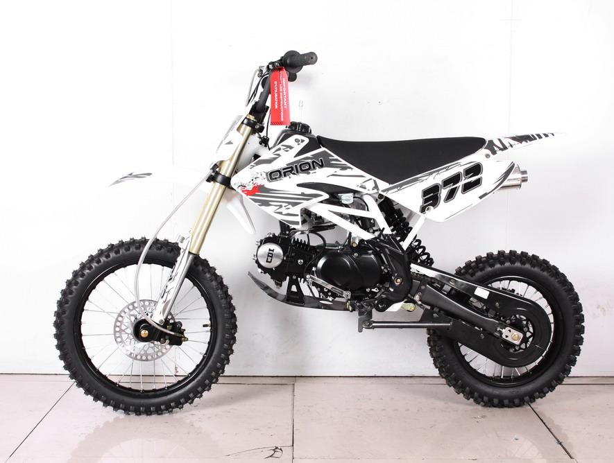dirt bike apollo orion agb 37 125cc grande roue 17 14 crf117. Black Bedroom Furniture Sets. Home Design Ideas