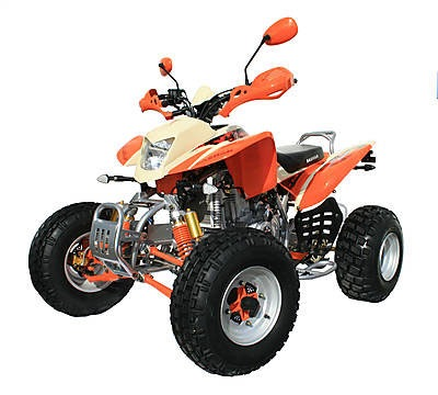 QUAD BASHAN 250cc S11 HOMOLOGUE 2 PLACES