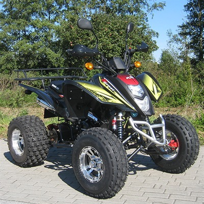 QUAD SHINERAY 250cc STXE NOUVEAU MODELE 2014 HOMOLOGUE 2 PLACES