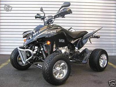 QUAD SHINERAY 250cc STIXE HOMOLOGUE 2 PLACES