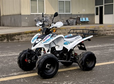 QUAD SHINERAY 250cc STXE HOMOLOGUE 2 PLACES