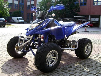 QUAD SHINERAY 300cc ST4E HOMOLOGUE 2 PLACES