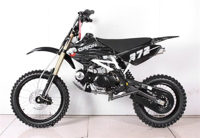 DIRT BIKE APOLLO ORION AGB 37 125cc GRANDE ROUE 17/14
