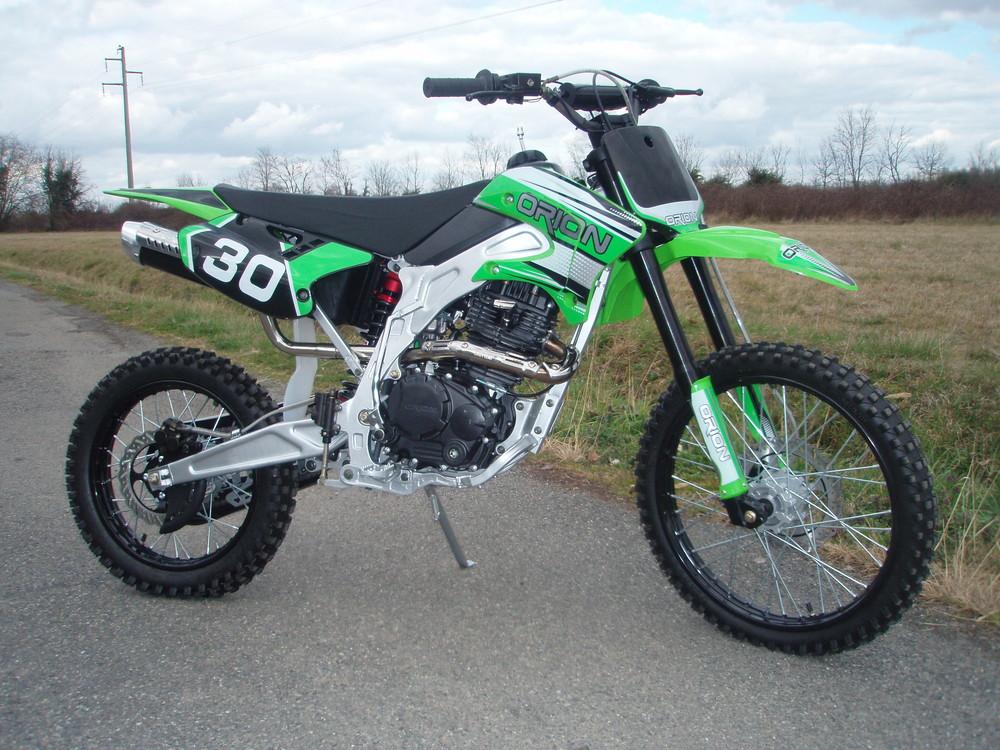 DIRT BIKE APOLLO ORION 250cc AGB30F (AGB30F)