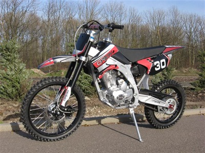 DIRT BIKE APOLLO ORION 250cc AGB30F